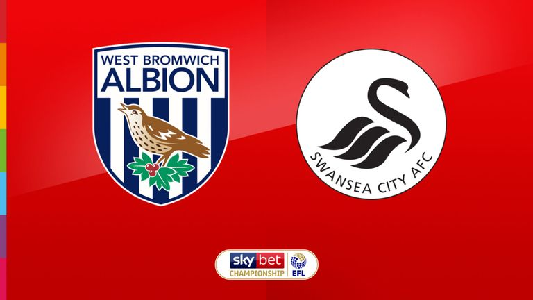 UFABETWINS ตัวอย่าง West Brom vs Swansea: Championship clash